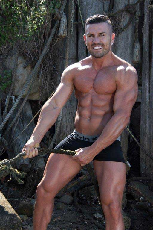 Daniel - Hot Male Strippers