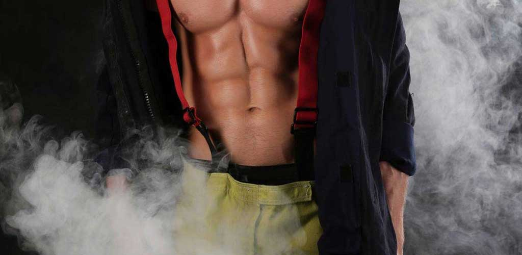 Hot Male Strippers Fireman