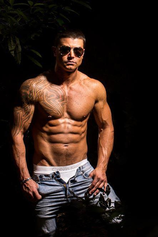 Jaxon - Hot Male Strippers